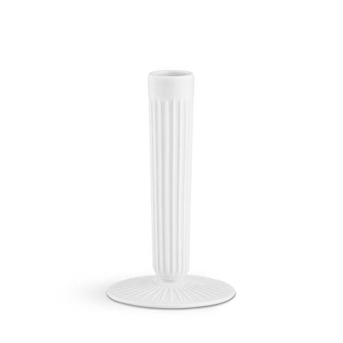 KÄHLER / Keramický svietnik Hammershøi White 16,5 cm