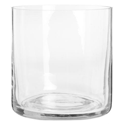IB LAURSEN / Průhledný svícen Glass