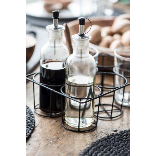 IB LAURSEN / Fľaša na olej s uzáverom 200 ml