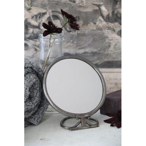 Jeanne d'Arc Living / Kozmetické zrkadlo Brass Mirror