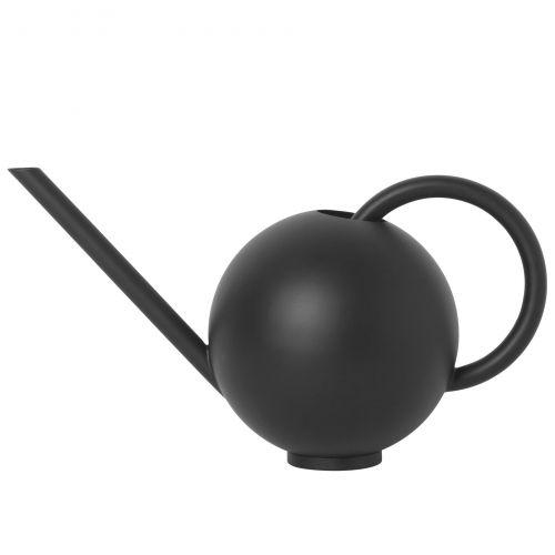 ferm LIVING / Kanvička na polievanie Black Orb Wattering Can