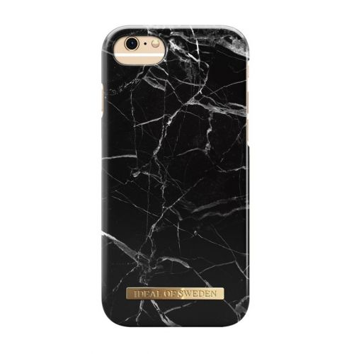 iDeal of Sweden / Kryt na iPhone 6/6s/7/8 iDeal of Sweden Black Marble