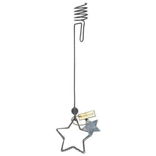 IB LAURSEN / Kovový držiak na sviečku Star