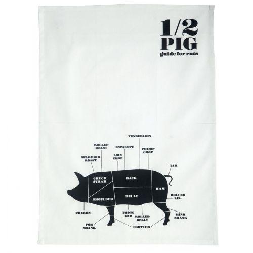 Nicolas Vahé / Utierka Pig 50x70 cm