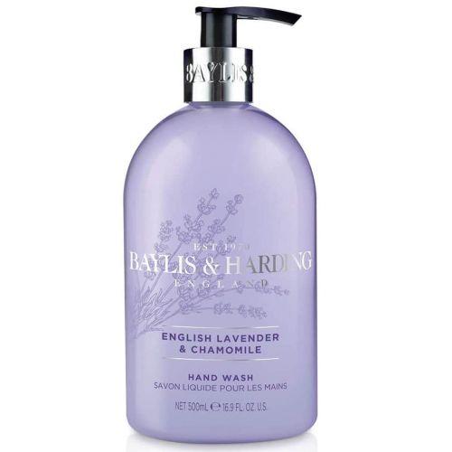 Baylis & Harding / Tekuté mydlo English Lavender & Chamomile 500ml