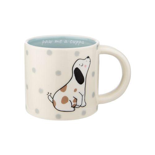 sass & belle / Porcelánový hrnček Barney The Dog