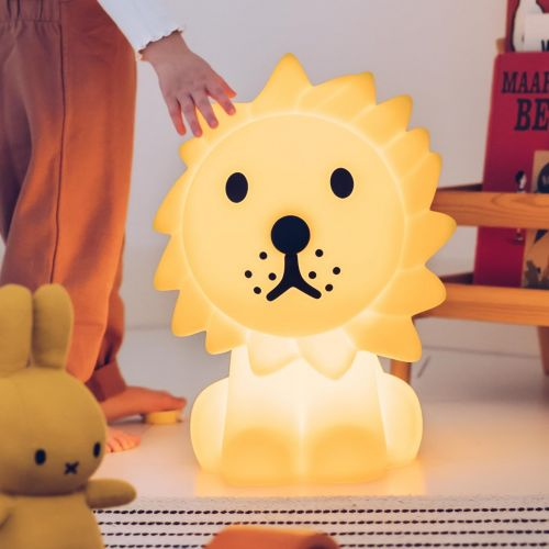 Mr Maria / Dětská LED lampa Lion Star Light 41cm