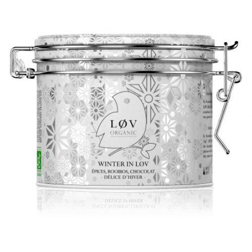 Løv Organic / Sypaný čaj Winter in Løv 100g