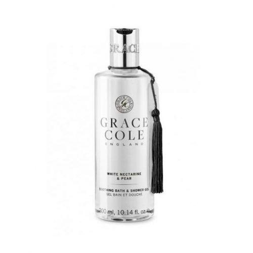 Grace Cole / Sprchovací gél White Nectarine & Pear 300ml
