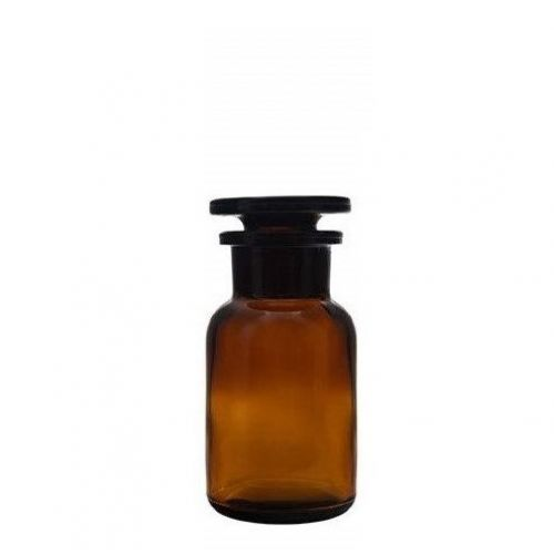 KUISHI / Sklenená dóza s viečkom Amber Apothecary 100 ml