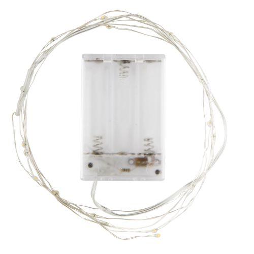 IB LAURSEN / Světelný LED drátek s 20ti žárovkami