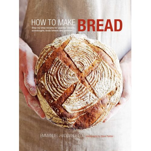 / How to make BREAD - Emmanuel Hadjiandreou