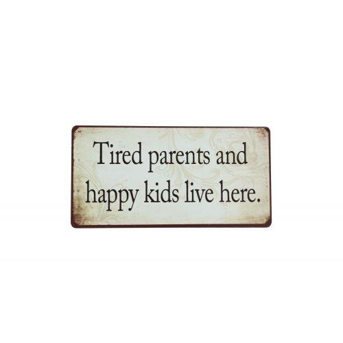 La finesse / Magnetka Tired parents