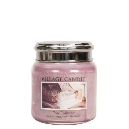 VILLAGE CANDLE / Sviečka Village Candle - Cozy Cashmere 389g