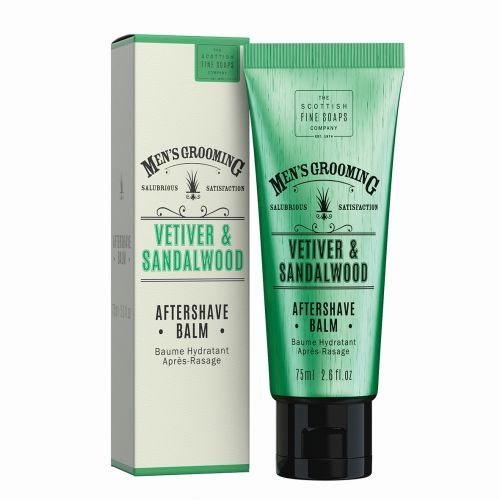 SCOTTISH FINE SOAPS / Balzam po holení Vetiver a santalové drevo 75ml