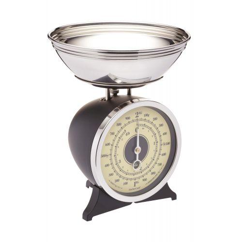 Kitchen Craft / Mechanická kuchynská váha Black - 2 kg