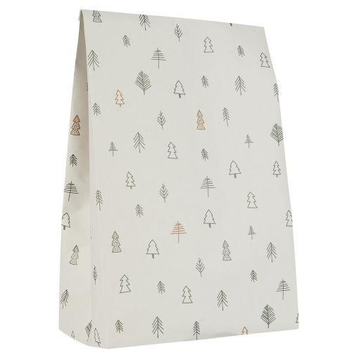 IB LAURSEN / Papierový sáčok Christmas Forest - L