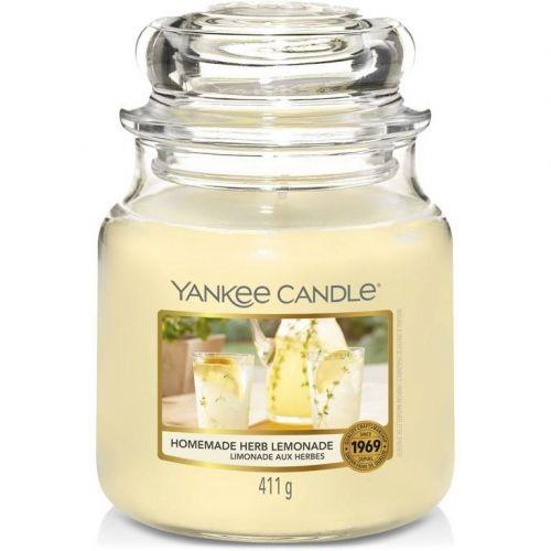Yankee Candle / Sviečka Yankee Candle 411g - Homemade Herb Lemonade