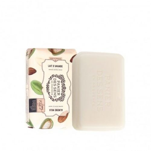 Panier des Sens / Extra jemné mydlo Almond Milk 200g
