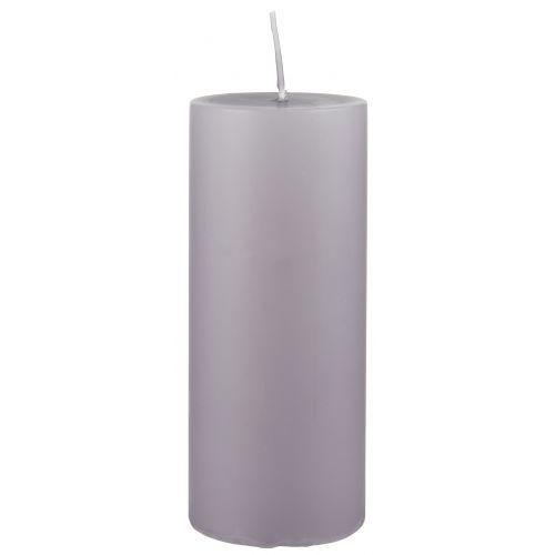 IB LAURSEN / Sviečka Dusty Lilac 15 cm