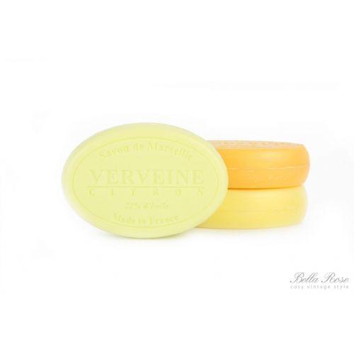 Le Chatelard / Mýdlo Marseille 100 g ovál - verbena a citron