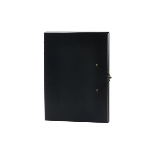 MONOGRAPH / Zložka na dokumenty Black A5