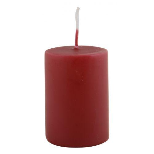 IB LAURSEN / Sviečka Red 6 cm