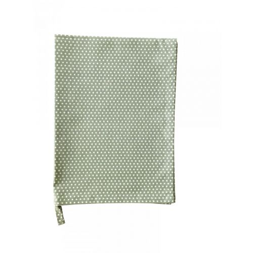 Krasilnikoff / Utierka Dots Dusty Green  50x70cm