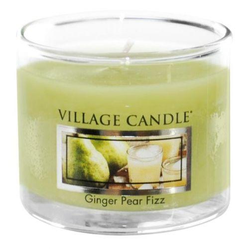 VILLAGE CANDLE / Mini svíčka Village Candle - Ginger Pear Fizz