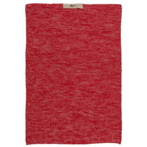 IB LAURSEN / Pletený uterák Mynte Strawberry