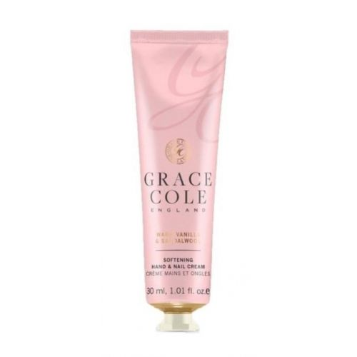 Grace Cole / Krém na ruky Warm Vanilla & Sandalwood 30ml