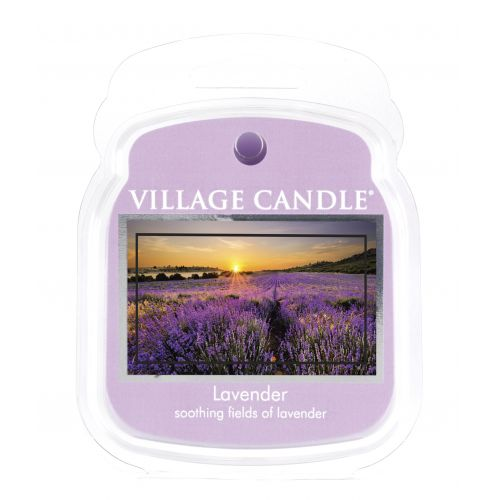 VILLAGE CANDLE / Vosk do aromalampy Lavender