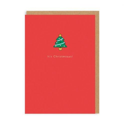 Ohh Deer / Vianočné prianie It's Christmaaas! + odznačik