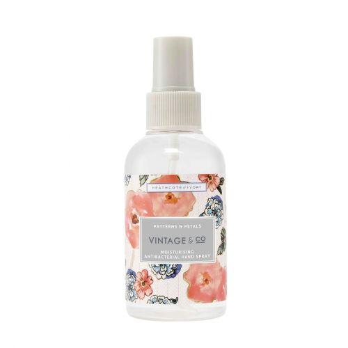 HEATHCOTE & IVORY / Antibakteriálny sprej na ruky Patterns & Petals 150 ml