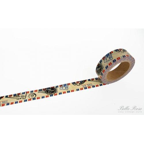La finesse / Samolepící designová páska - Air mail