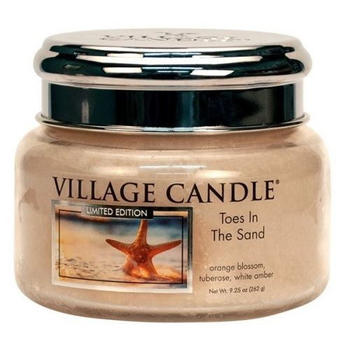 VILLAGE CANDLE / Svíčka Village Candle - Toes in the Sand 262g
