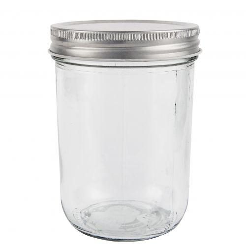 IB LAURSEN / Sklenená dózička so skrutkovacím vrchnákom 200 ml