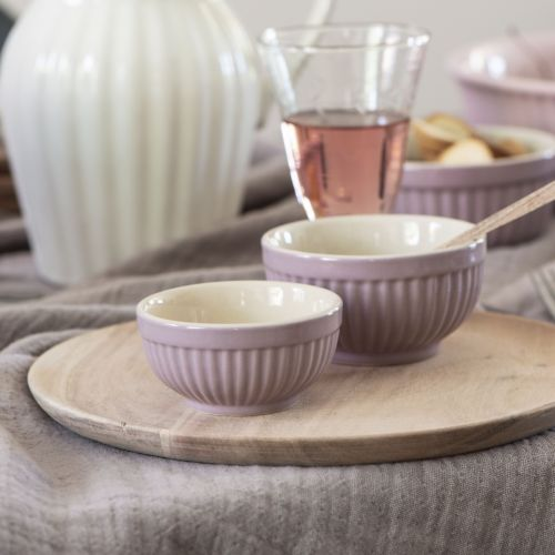 IB LAURSEN / Keramická mini miska Mynte Lavender
