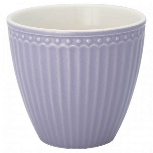 GREEN GATE / Latte cup Alice Lavender