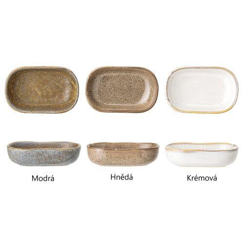 Bloomingville / Servírovacia keramická mištička Addison
