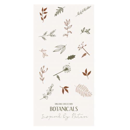 IB LAURSEN / Papierové obrúsky Botanicals - 16 ks