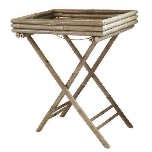 Chic Antique / Odkladací stolík Lyon Bamboo