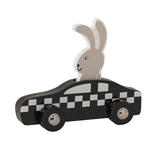 Bloomingville / Drevené autíčko Car Black