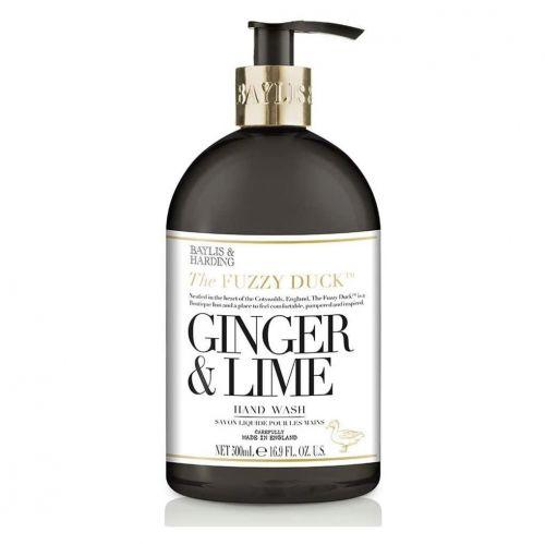 Baylis & Harding / Tekuté mydlo na ruky Ginger & Lime 500ml