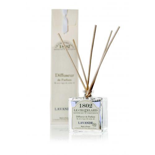 LE CHATELARD / Vonný difuzér s vôňou levandule