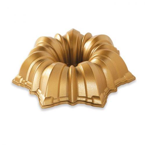 Nordic Ware / Hliníková forma Solera Pan Gold