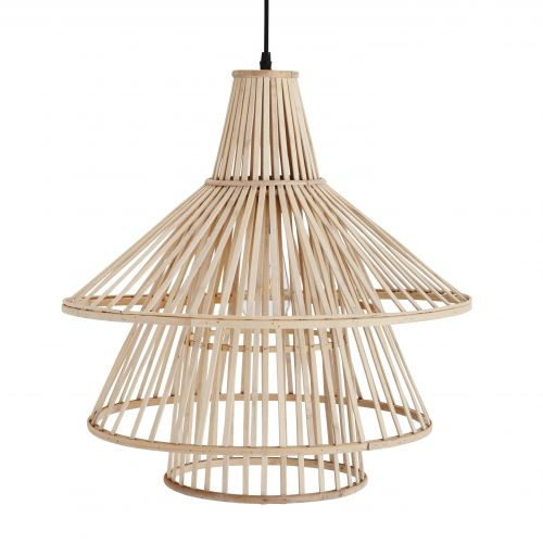 MADAM STOLTZ / Bambusový luster Natural