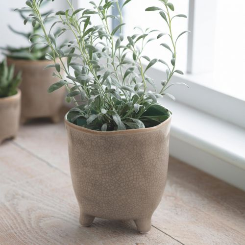 Garden Trading / Keramický obal na kvety Stone Large