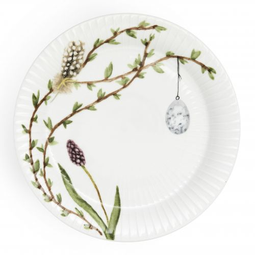 KÄHLER / Porcelánový tanier Hammershøi Easter 22 cm