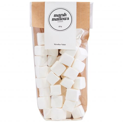 Nicolas Vahé / Penové bonbóny Marshmallows 125 g